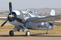 N5833 @ KSEE - At 2013 Wings Over Gillespie Airshow in San Diego , California