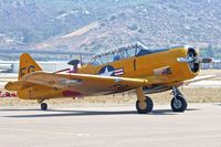 N49939 @ KSEE - At 2013 Wings Over Gillespie Airshow in San Diego , California