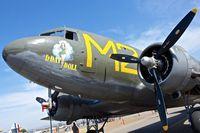 N45366 @ KSEE - At 2013 Wings Over Gillespie Airshow in San Diego , California