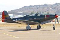 N163BP @ KSEE - At 2013 Wings Over Gillespie Airshow in San Diego , California