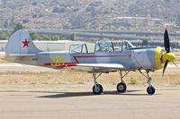 N5287 @ KSEE - At 2013 Wings Over Gillespie Airshow in San Diego , California