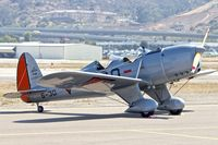 N466WA @ KSEE - At 2013 Wings Over Gillespie Airshow in San Diego , California