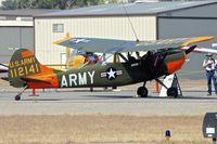 N305MV @ KSEE - At 2013 Wings Over Gillespie Airshow in San Diego , California