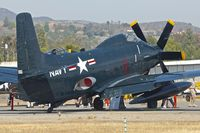125485 @ KSEE - At 2013 Wings Over Gillespie Airshow in San Diego , California