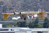N427CV @ KSEE - At 2013 Wings Over Gillespie Airshow in San Diego , California