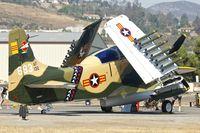 N39147 @ KSEE - At 2013 Wings Over Gillespie Airshow in San Diego , California
