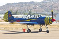 N132MD @ KSEE - At 2013 Wings Over Gillespie Airshow in San Diego , California