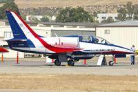 N439ML @ KSEE - At 2013 Wings Over Gillespie Airshow in San Diego , California