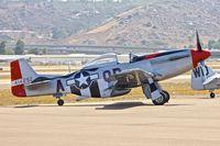 N44727 @ KSEE - At 2013 Wings Over Gillespie Airshow in San Diego , California