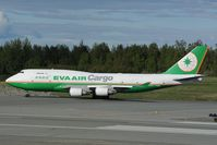 B-16402 @ PANC - Eva Air Boeing 747-400 - by Dietmar Schreiber - VAP