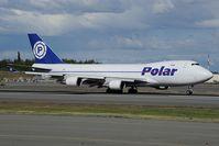 N450PA @ PANC - Polar Boeing 747-400 - by Dietmar Schreiber - VAP