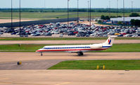 N623AE @ KDFW - Taxi DFW - by Ronald Barker