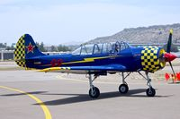 N132MD @ KSEE - At the 2013 Wings Over Gillespie Airshow in San Diego - California
