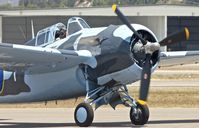 N5833 @ KSEE - At the 2013 Wings Over Gillespie Airshow in San Diego - California