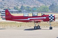 N552BM @ KSEE - At the 2013 Wings Over Gillespie Airshow in San Diego - California