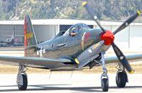 N163BP @ KSEE - At the 2013 Wings Over Gillespie Airshow in San Diego - California