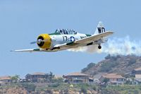 N1038A @ KSEE - At the 2013 Wings Over Gillespie Airshow in San Diego - California