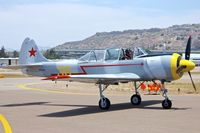 N5287 @ KSEE - At the 2013 Wings Over Gillespie Airshow in San Diego - California