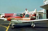 N1187J - Daytona Beach 1975 - by Harry Maier