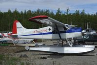 N602AK @ 0AK1 - Crystal Creek Lodge