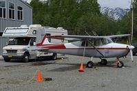 N7207A @ 4AK6 - Cessna 172