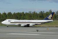 9V-SFJ @ PANC - Singapore Airlines Boeing 747-400 - by Dietmar Schreiber - VAP