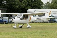 G-TOMJ @ EGNN - At 2013 Stoke Golding Stakeout