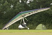 G-MYJS - At 2013 Stoke Golding Stakeout