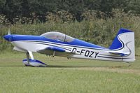G-FOZY - At 2013 Stoke Golding Stakeout