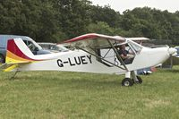G-LUEY - At 2013 Stoke Golding Stakeout