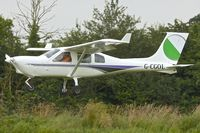 G-CGOL - At 2013 Stoke Golding Stakeout