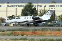 N363MU @ KVNY - At Van Nuys Airport in May 2013