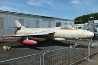 E-424 @ X3DT - preserved at the South Yorkshire Aircraft Museum, AeroVenture, Doncaster - by Chris Hall