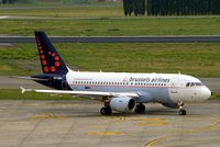 OO-SSM @ EBBR - OO-SSM   Airbus A319-112 [1338] (Brussels Airlines) Brussels~OO 15/08/2010 - by Ray Barber
