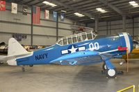 N6411D @ KCMA - Being exhibited at the Southern Californian Wing of the Commemorative Air Force at their Museum in Camarillo