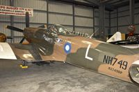N749DP @ KCMA - Being exhibited at the Southern Californian Wing of the Commemorative Air Force at their Museum in Camarillo