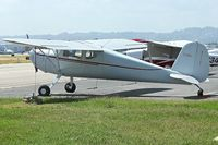 N2115V @ KVNY - Cessna 120 at Van Nuys Airport