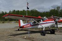 N104NR @ 4AK6 - Cessna 180