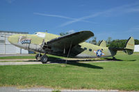 N30N @ PVG - WWII relic wasting away. - by J.G. Handelman