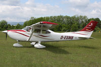 D-ESMB @ LOAN - Cessna 182T - by Loetsch Andreas