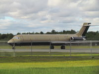 VP-CNI @ MUSK - Muskoka Airport  Gravenhurst Ontario - by Donald MacLeod