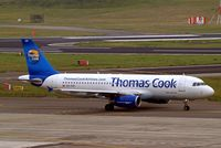 OO-TCR @ EBBR - Airbus A320-232 [0453] (Thomas Cook Airlines) Brussels~OO 15/08/2010 - by Ray Barber