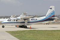 N55JA @ KCMA - At Camarillo Airport , California