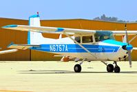 N6757A @ KCMA - At Camarillo Airport , California