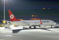 TC-JGI @ VIE - Turkish Airlines Boeing 737-800 - by Thomas Ramgraber