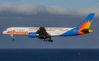 G-LSAD @ GCRR - short final at Arrecife
