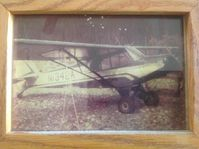 N1342A - I've had this picture hanging on my wall for years in my garage it was one of the planes my grandfather used to fly - by Unknown