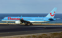 G-OOBC @ GCRR - departure from Arrecife