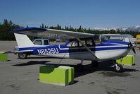 N8525U @ PAAQ - Cessna 172