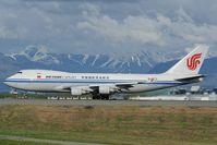 B-2476 @ PANC - Air China Boeing 747-400 - by Dietmar Schreiber - VAP